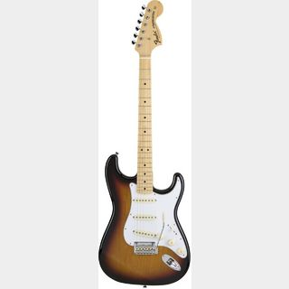 Fender Made in Japan Hybrid 68 Stratocaster Maple / 3-Color Sunburst★デジマート限定セール!6日まで★