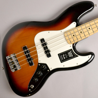 FenderPLAYER JAZZ BASS Maple Fingerboard 3-Color Sunburst #MX20057501【Made in Mexico】【送料無料】