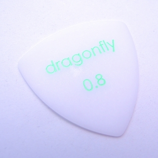 dragonfly TR 0.8 WHITE 10枚