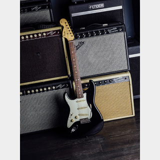 FENDER STRATOCASTER SEATTLE, ROSEWOOD FINGERBOARD(BLACK)※ギター・マガジン コラボモデル(シアトル)