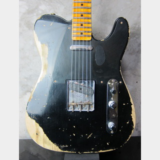Fender Custom Shop 1952 Telecaster Heavy Relic / Black