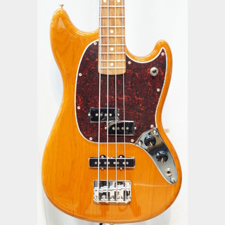 FenderPlayer Mustang Bass PJ Pau Ferro /  Aged Natural ★週替わりセール!10日まで★