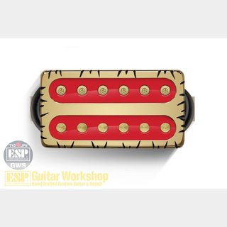 Bare Knuckle PickupsRIFF RAFF HUMBUCKER SET