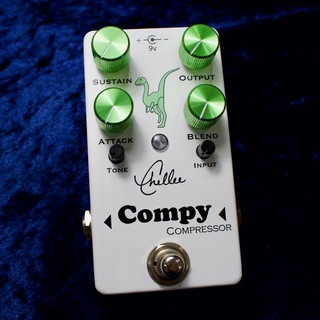 CHELLEE GUITARS and EFFECTSCompy Compressor