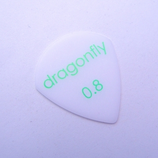 dragonfly TDM 0.8 WHITE 10枚