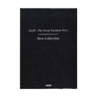 ドレミ楽譜出版社 GLAY The Great Vacation Vol.1 ~SUPER BEST OF GLAY~ Best Collection