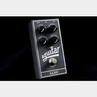 aguilar AGRO Bass Distortion Pedal【アダプタープレゼント】