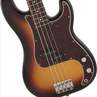 Fender Made in Japan Traditional II 60s Precision Bass / 3-Color Sunburst★お客様感謝DAY!7日まで★