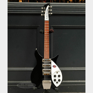 Rickenbacker Model 325 C64 Jetglo S/N 2006729