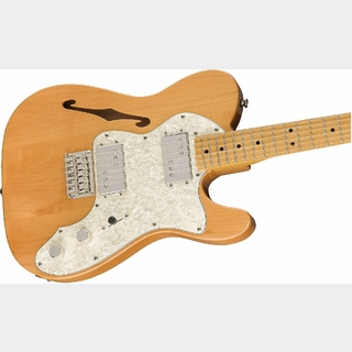 Squier Classic Vibe 70s Telecaster Thinline Maple Fingerboard Natural 【WEBSHOP】