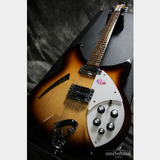 RickenbackerLimited Model 330 Montezuma Brown