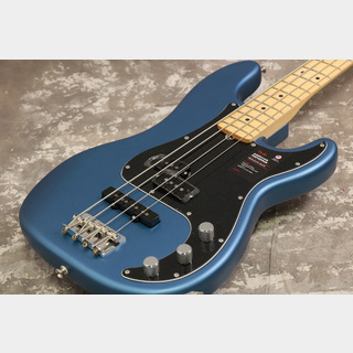 Fender American Performer Precision Bass Maple Fingerboard Satin Lake Placid Blue フェンダー【池袋店】