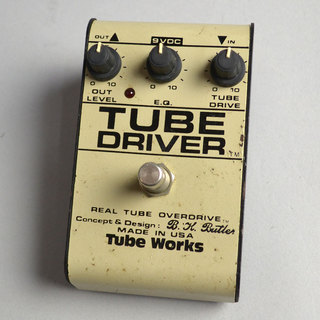 TUBE WORKS TUBE DRIVER【USED】【下取りがお得!】