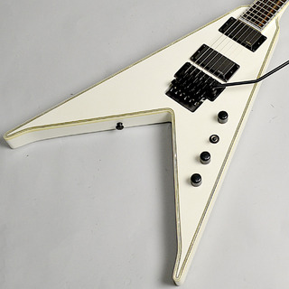 B.C.Rich NJ DLUXE JRV PW 【Pearl White/パールホワイト】