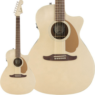 Fender Acoustics Newporter Player (Champagne)【本数限定特価】