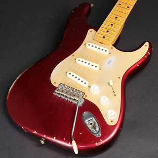 Fender Custom Shop Limited Edition 1958 Stratocaster Relic Candy Apple Red 2010【名古屋栄店】