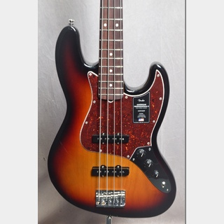 Fender American Professional II Jazz Bass Rosewood Fingerboard 3-Color Sunburst 【横浜店】