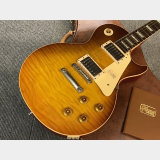 Gibson Custom Shop Historic Collection 1959 Les Paul Standard 2018 VOS (#982364) Royal Tea Burst