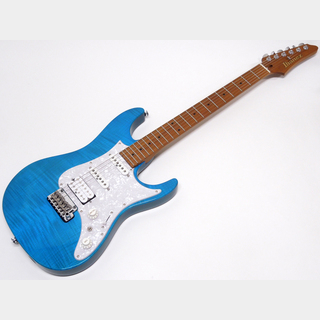 Ibanez AZ2204F / Transparent Aqua Blue