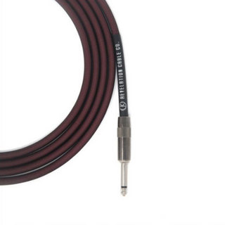 Revelation CableWine Red - Gotham GAC-1 Ultra-Pro【20ft / SS】