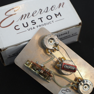 Emerson CustomS5-B-250K