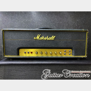 Marshall 1987 50W 1969年製【Hanwired Point to Point】Small Head S/N 9173A