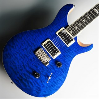 Paul Reed Smith(PRS) (ポールリードスミス)SE CUSTOM 24 QM LTD /Blue Matteo【現品画像】