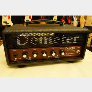 Demeter Amplification BASS 800D【USED】