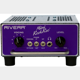 RIVERA Mini Rockcrusher Recording[Load Box Speaker Emulator]