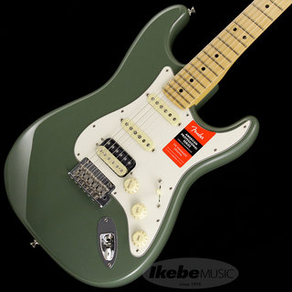 Fender American Professional Stratocaster HSS Shawbucker (Antique Olive/Maple)  【キズあり特価】