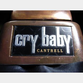 Jim Dunlop Cry Baby JC95 # Jerry Cantrell Signature Wah / デッドストック Last 1台!!!!