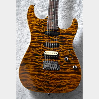 Suhr 【お買い得中古入荷!】Standard Quilt Maple Top,Chambered ~Bengal~