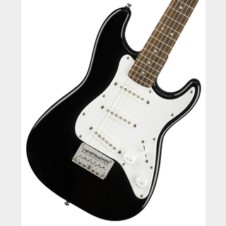 Squier by Fender Mini Strat Laurel Fingerboard Black ミニギター 【WEBSHOP】