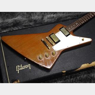 "Gibson Explorer ""First Reissue"" 1976年製"