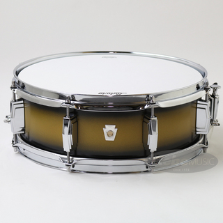 "Ludwig LS654XXU2 [Club Date 14"" × 5"" / Black/Gold Duco]【メーカー廃番特価品】"