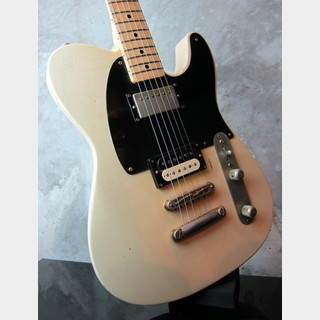RS Guitarworks  Telecaster Slab Workhorse White Relic