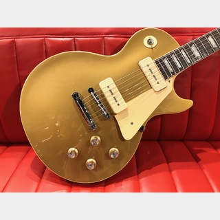 "Gibson Custom Shop 1968 Les Paul Standard ""Crown Inlay"" Gloss Gold Top【御茶ノ水FINEST_GUITARS】"