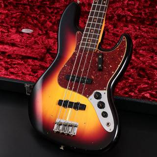 Fender Custom Shop 1962 Journeyman Relic Jazz Bass 3Tone Sunburst 【御茶ノ水本店】【SALE2019】