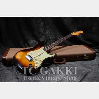 "Fender 1960 Stratocaster ""Slab Board"" Sunburst [TC楽器フェンダーフロア]"