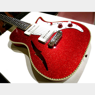 A&F A&F ROCK-IT-TONE Custom Red Sparkle