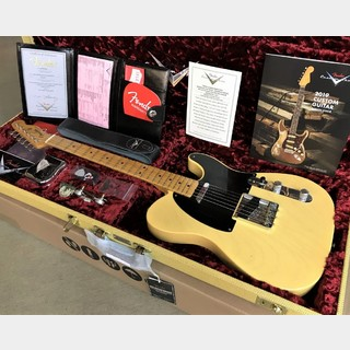Fender Custom Shop 【国内最速入荷】Limited Edition 70th Anniversary Broadcaster Journeyman Relic 【軽量極上個体!】