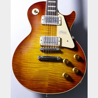 Gibson Custom Shop Historic Collection 1960 Les Paul Standard Hand Select Top VOS Slow Ice Tea Fade #0 9542【駅前店】