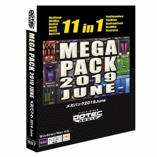 DOTEC-AUDIO 【ドーテックオーディオ】 MEGA PACK 2019 June