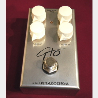 J.Rockett Audio Designs GTO【在庫売り切り大特価】【Nobels ODR-1系】[DM500]