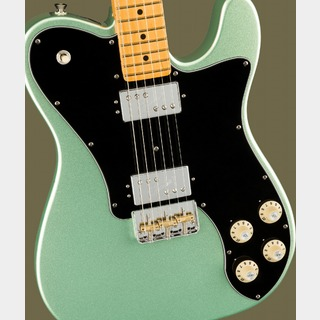 Fender AMERICAN PROFESSIONAL II TELECASTER DELUXE Mystic Surf Green【純正GigBagプレゼント】【ご予約受付中】