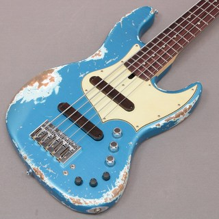 Xotic XJ-1T 5st Lake Placid Blue over Sonic Blue Heavy Aged Alder/R MH 2245 【御茶ノ水ROCKSIDE】