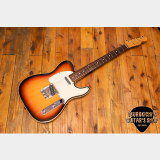 Fender Japan 60本限定!レア! 2014 Limited Model Telecaster TL62B / VSP / MR FSB マダガスカルローズ指板