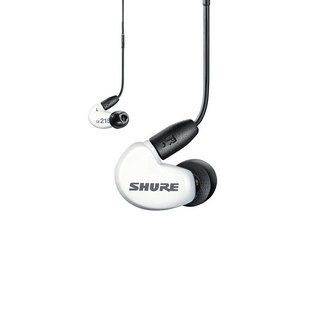 Shure AONIC215(SE215DYWH+UNI-A Special Edition)(ホワイト)(国内正規品・2年間保証)