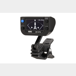 KORGAW-OTG Guitar CLIP-ON TUNER 【福岡パルコ店】