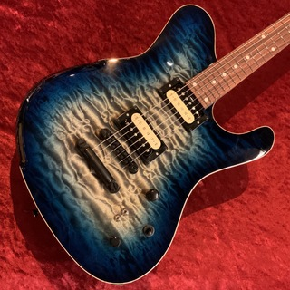 dragonfly BORDER 666 CUSTOM -Quilted Maple/Light Ash-【分割48回まで無金利! & 下取り25%UP! 】